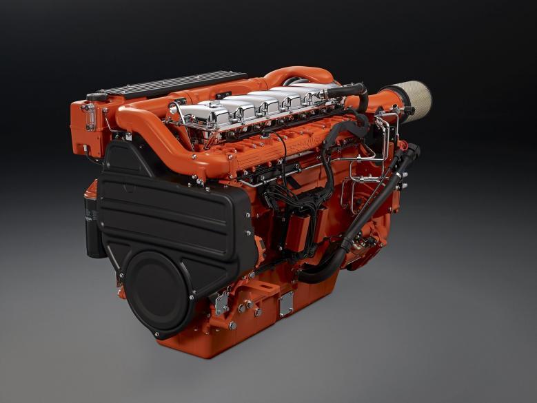 Yanmar, Scania Industrial and Marine diesel engines & parts